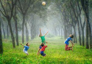 Lasten aktiivinen tekeminen